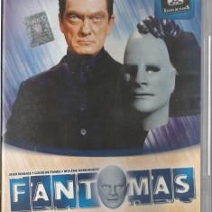 Film - Filmele Adevarul - Seria Louis de Funes - Fantomas ! - Film Colectie, DVD, Altele