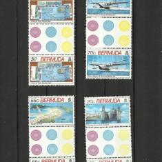 BERMUDA 1991 TRANSPORT AVIOANE CORABII