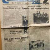 Evenimentul zilei 11 iulie 1941 Basarabia Cernauti Alexandria Voita Antonescu - Ziar