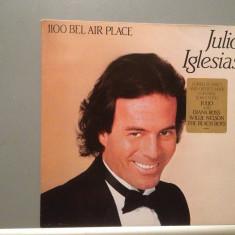 JULIO IGLESIAS - 1100 BEL AIR PLACE (1984/CBS/HOLLAND) - Vinil/Analog 100%/ NM - Muzica Pop Columbia