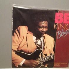 BB KING - BLUES (1987/MASTER REC/HOLLAND) - Vinil/Analog 100%/Impecabil(NM) - Muzica Blues Altele