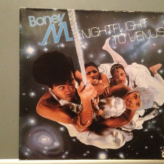 BONEY'M - NIGHTFLIGHT TO VENUS (1978/HANSA/RFG) - Vinil/Analog 100%/Impecabil - Muzica Dance ariola