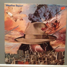 WEATHER REPORT - HEAVY WEATHER (1977/CBS /HOLLAND) - Vinil/Vinyl/Analog 100% - Muzica Jazz Columbia