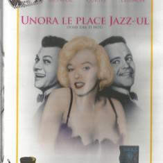 Film - Seria filme Dilema - Marilyn Monroe - Unora le place jazz-ul !!! - Film Colectie, DVD, Altele