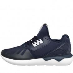 Adidasi Adidas Tubular Runner Trainers Collegiate Navy nr. 41, 5 si 42 - Adidasi barbati, Marime: 41 1/3, Culoare: Albastru, Textil