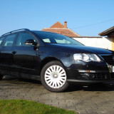 Passat 1.6 TDI Break Inmatriculat Blue Motion, An Fabricatie: 2010, Motorina/Diesel, 198000 km, 1598 cmc
