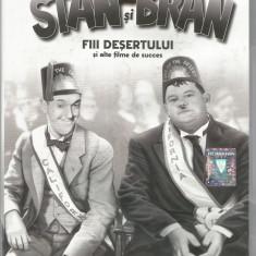Film - Filme Adevarul - Seria Stan si Bran - Fiii desertului !!!! - Film Colectie, DVD, Altele