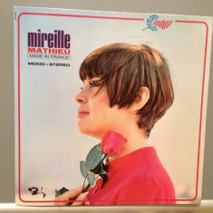 MIREILLE MATHIEU - BEST-MADE IN FRANCE (1976/BARCLAY/FRANCE) - Vinil/Analog 100% - Muzica Pop universal records