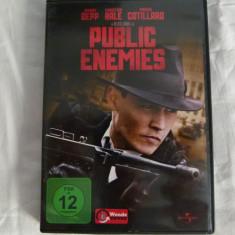 Public Enemies - dvd - Film actiune Altele, Engleza