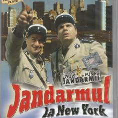 Film - Filmele Adevarul - Seria Louis de Funes - Jandarmul la New York ! - Film Colectie, DVD, Altele