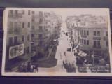 ISRAEL - IERUSALIM, STRADA BEN JEHUDA - 1962 -  CIRCULATA, TIMBRATA ., Fotografie