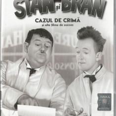 Film - Filme Adevarul - Seria Stan si Bran - Cazul de crima !!!! - Film Colectie, DVD, Altele