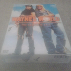 Waynes World 1 and 2 - The complete epic - DVD [B, C] - Film comedie, Engleza