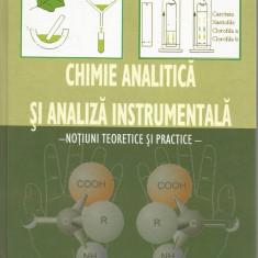 Carte - Chimie analitica de Monica Butnariu / Timisoara 2007 / 351 pagini