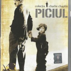 Film - Seria filme cu dichis Dilema - Charlie Chaplin - Piciul !!! - Film Colectie, DVD, Altele