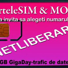 Cartela sim 07ab.11.11.66 - Cartela Telekom