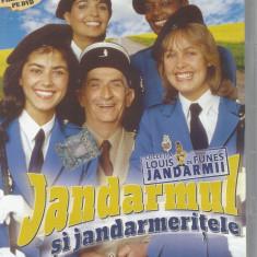 Film - Filmele Adevarul - Seria Louis de Funes - Jandarmul si jandarmeritele ! - Film Colectie, DVD, Altele