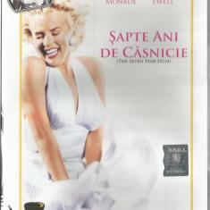 Film - Seria filme Dilema - Marilyn Monroe - Sapte ani de casnicie !! - Film Colectie, DVD, Altele