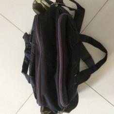 Geanta bebe - Geanta plimbare copii Altele, Negru