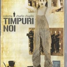 Film - Seria filme cu dichis Dilema - Charlie Chaplin - Timpuri noi !!! - Film Colectie, DVD, Altele