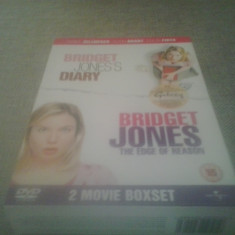 Bridget Jones'sDiary / The edge of reason - DVD [A, B, cd] - Film romantice, Engleza