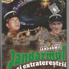 Film - Filmele Adevarul - Seria Louis de Funes - Jandarmul si extraterestrii ! - Film Colectie, DVD, Altele