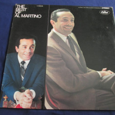 Al Martino - The Best Of _ vinyl, LP_Capitol(Germania) - Muzica Pop capitol records, VINIL