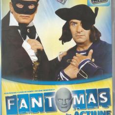 Film - Filmele Adevarul - Seria Louis de Funes - Fantomas in actiune! - Film Colectie, DVD, Altele