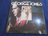George Jones - The Best Of George Jones _ vinyl,LP,best of _ Epic(SUA)