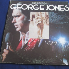 George Jones - The Best Of George Jones _ vinyl, LP, best of _ Epic(SUA) - Muzica Pop epic, VINIL