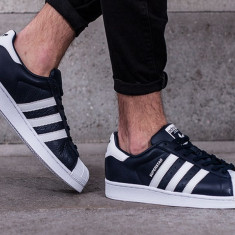 Adidasi Adidas Superstar Foundation-Adidasi Originali-adidasi barbati- BB2239, Marime: 38, 39 1/3, 40, 42, 42 2/3, 43 1/3, 44, 44 2/3, Culoare: Din imagine