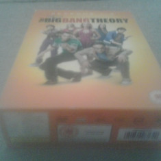 The Big Bang Theory - Seasons 1-5 - 111 Ep - DVD [A, B, cd] - Film serial, Comedie, Engleza