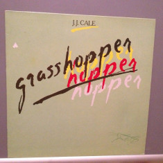 J.J.CALE - GRASSHOPPER (1982/MERCURY/RFG) - Vinil/Analog 100%/Impecabil (NM) - Muzica Blues universal records