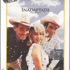 Film - Seria filme Dilema - Marilyn Monroe - Inadaptatii - Film Colectie, DVD, Altele