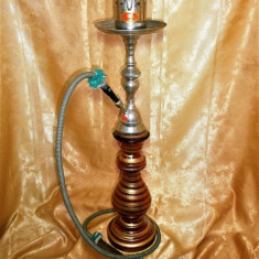Shisha, narghilea, pipa orientala Alladin, colosala