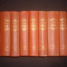 MIHAIL SADOVEANU - OPERE 20 volume, editie deosebita cartonata - Roman, Anul publicarii: 1954