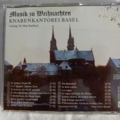 Musik zu Weinachten - Muzica Corala Altele, CD