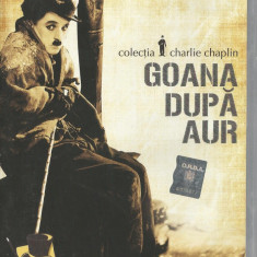 Film - Seria filme Dilema - Charlie Chaplin - Goana dupa aur !!! - Film Colectie, DVD, Altele