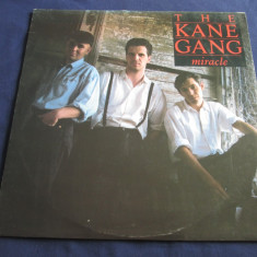 The Kane Gang - Miracle _ vinyl, LP, album _ London (Canada) _ synth-pop - Muzica Pop capitol records, VINIL