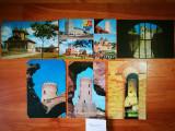 Lot 6 CP Targoviste. (Carti postale vechi,Vederi Romania,Tirgoviste)