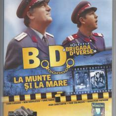 Film - Filmele Adevarul - BD la munte si la mare - regia Mircea Dragan !!! - Film Colectie, DVD, Altele
