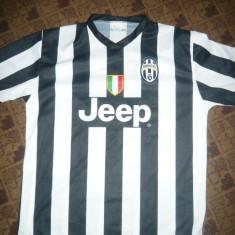 Tricou - Fan al Echipei Juventus Torino,, Jucator TEVEZ, masura M - Tricou echipa fotbal, Marime: M, Culoare: Alb