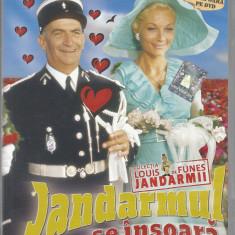 Film - Filmele Adevarul - Seria Louis de Funes - Jandarmul se insoara ! - Film Colectie, DVD, Altele