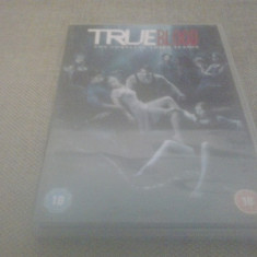 True Blood - The complete Third Season- 12 ep - DVD [A, cd] - Film serial, Groaza, Engleza