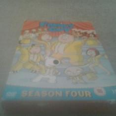 Family Guy - Season Four - 13 Ep - DVD [C, cd] - Film serial, Comedie, Engleza
