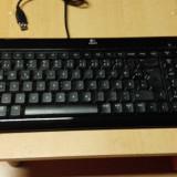 Tastatura PC Logitech Y-BP62a Ultra Flat Keyboard German Usb (10192)