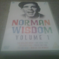 Norman Windsom - Volume 1 - DVD [A, B, C] - Film comedie, Engleza