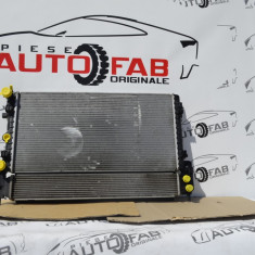 Radiator apa +intercooler Volkswagen Polo