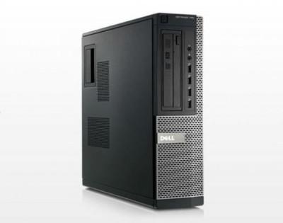 Calculator Dell Optiplex 790 Desktop, Intel Core i5 Gen 2 2400 3.1 GHz, 4 GB DDR3, 250 GB HDD SATA, DVD-ROM foto