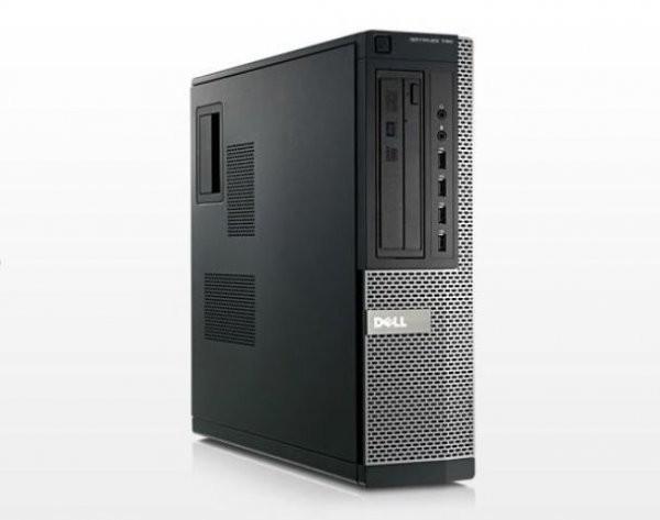 Calculator Dell Optiplex 790 Desktop, Intel Core i5 Gen 2 2400 3.1 GHz, 4 GB DDR3, 250 GB HDD SATA, DVD-ROM foto mare